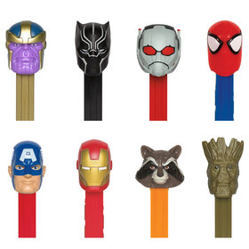 Marvel PEZ Candy Packs (6 Count)