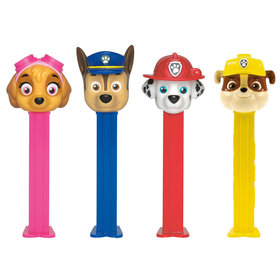 Paw Patrol PEZ Candy Packs (6 Count)