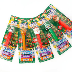 Christmas PEZ Candy Packs (6 Count)