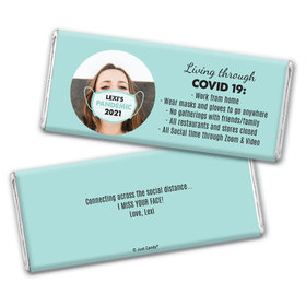 Personalized Pandemic Life Chocolate Bars
