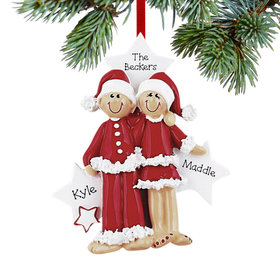 Personalized Santa Couple