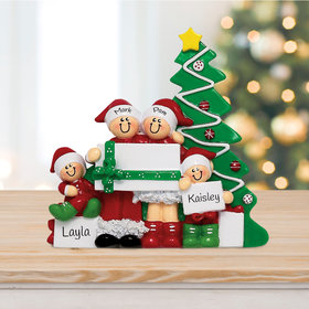 Personalized Christmas Morning 4