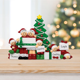 Personalized Christmas Morning 6