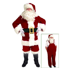 Santa Suit with Overall