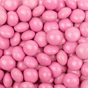 Just Candy Chocolate Gourmet Hot Pink Mints
