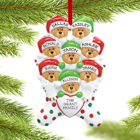 Personalized Stocking Bears 8