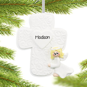 Personalized Cross Girl