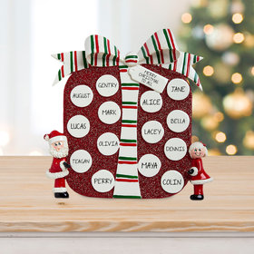 Personalized Package Family Tabletop