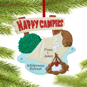 Personalized Happy Campers