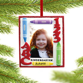 Personalized Kindergarten Picture Frame