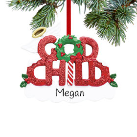 Personalized God Child Letters