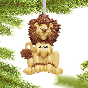 Personalized Lion