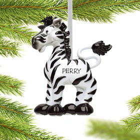 Personalized Zebra