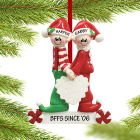 Personalized Close Brother and Sister or Friends