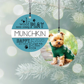 Personalized Pet Word Play - Pink