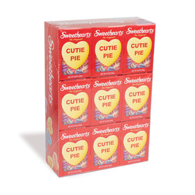 Sweethearts Classic Conversation Hearts 36ct Tray