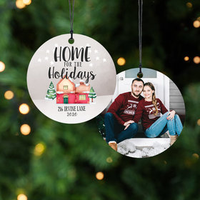 Personalized Home for the Holidays