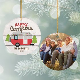 Personalized Happy Camper