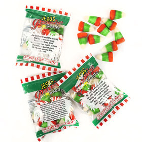 Christmas Promise Seeds - Scripture Candy