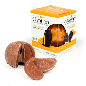 Ovation Dark Chocolate Crme d'Orange Break-A-Part