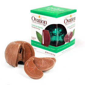 Ovation Dark Chocolate Crme d'Menthe Break-A-Part