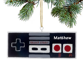 Personalized Nintendo Game Controller