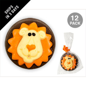 Lion Chocolate Covered OREO Cookies (12 Pack)