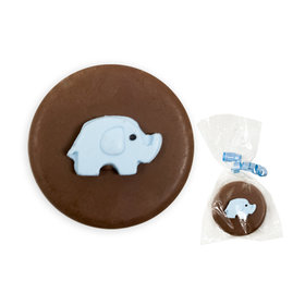 Milk Chocolate Covered OREO Cookies with Elephant (12 Pack)