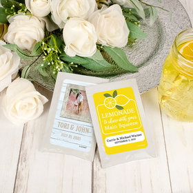 Personalized Wedding Lemonade
