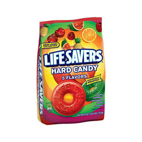 Lifesavers 5 Flavor Hard Candy 14.5oz Bag